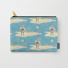 The Lonely Minstrel Carry-All Pouch
