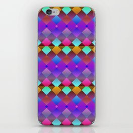 Purple iPhone Skin