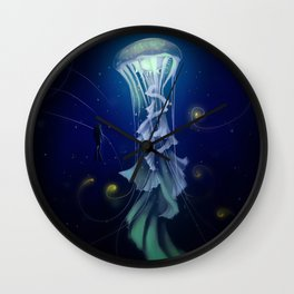 Song of the Deep Wall Clock