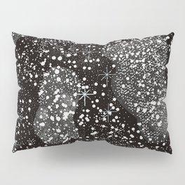 Space Pattern Pillow Sham