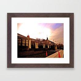 Calvert Framed Art Print