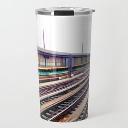 A platform view Travel Mug