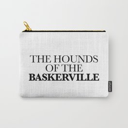 THE HOUNDS OF THE BASKERVILLE Carry-All Pouch