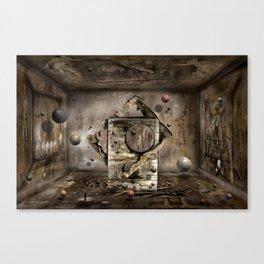 Moderne Kunst 2 Canvas Print