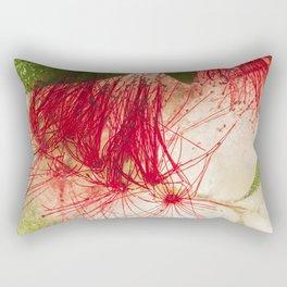 Weeping Bottlebrush Tree #14 Rectangular Pillow