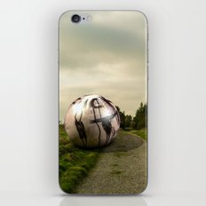the north iPhone Skin