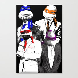 Bringing Sexy Back to the Sewers Canvas Print