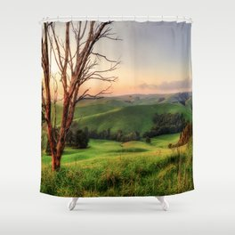 Paradise Valley Shower Curtain