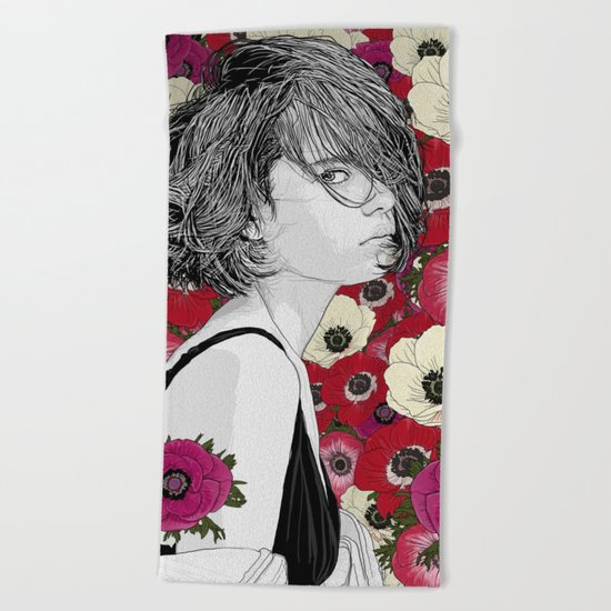 Other Nature Beach Towel
