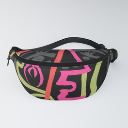 Picasso - Neon Colors Fanny Pack
