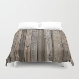 Boards Duvet Cover