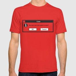 Basic Existentialism I T-shirt