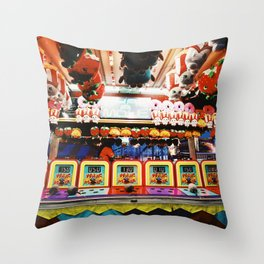 CONEY Throw Pillow