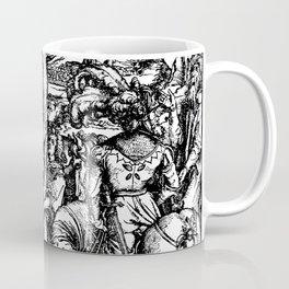 The Large Passion: 6. The Crucifixion Coffee Mug