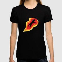 Fire Wolf T-shirt