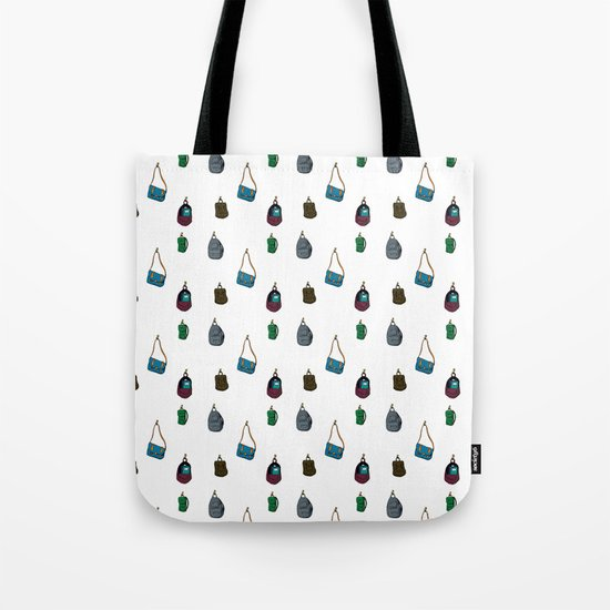 Backpacks Tote Bag