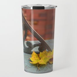 Sun Clock Travel Mug