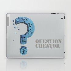 Question Creator Laptop & iPad Skin