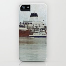 Roger Blough and Ojibway iPhone Case