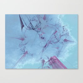 Judge Not Canvas Print