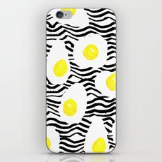 Egg Vibes Only iPhone & iPod Skin