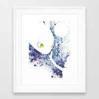 how to train your dragon Framed Art Prints featuring How to Train Your Dragon by Kyle Samuel