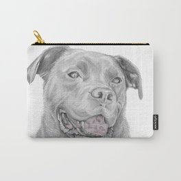 Murphy :: Forever Home Carry-All Pouch