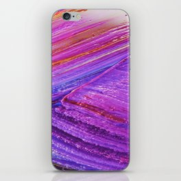 Abstract High Quality Planet Surface v6 iPhone Skin