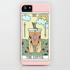 COFFEE READING Slim Case iPhone SE