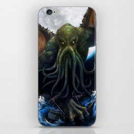 Lovecraft Cthulhu Phone Cases iPhone Skin