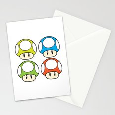 Shrooming Stationery Cards