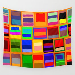 Rothkoesque Wall Tapestry