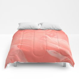 Living Coral Comforters