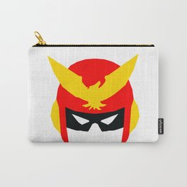 Captain Falcon Helmet Carry-All Pouch