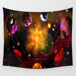 SPACE 122513 – 078 Wall Tapestry