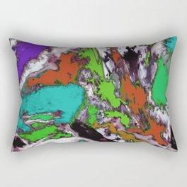 Mind motion 2 Rectangular Pillow