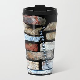 fancy kind of death Metal Travel Mug