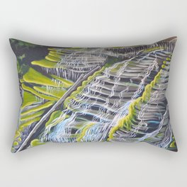 Catawba Falls Rectangular Pillow