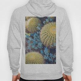 Boho Cactus Garden Hoody