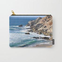CALIFORNIA COAST - BLUE OCEAN Carry-All Pouch