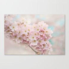 pastel beauty- In memory of Makenzie Canvas Print
