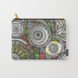The Patterns Carry-All Pouch