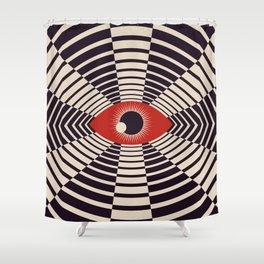 The All Gawking Eye Shower Curtain