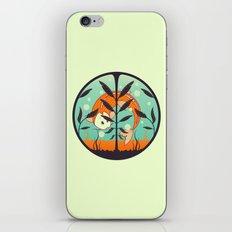 acquario iPhone & iPod Skin