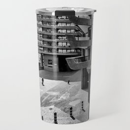 The Three and The Ominious Barbican City Travel Mug