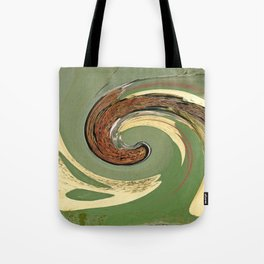 Swirl 05 - Colors of Rust / RostArt Tote Bag