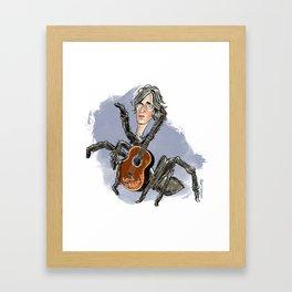 Robyn Hitchcock! Framed Art Print