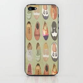 Oxfords iPhone Skin