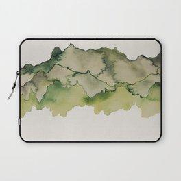 green mountains Laptop Sleeve