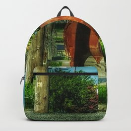 Country Meets City Backpack